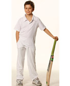 Childrens 3/4 Sleeve Shirt & Tracksuit Style Pants