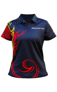 Sublimated Ladies Polo Shirt Sublimated Ladies Polo Shirt